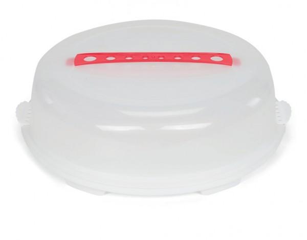 Kuchen Transport-Box Ø 36 x 11 cm