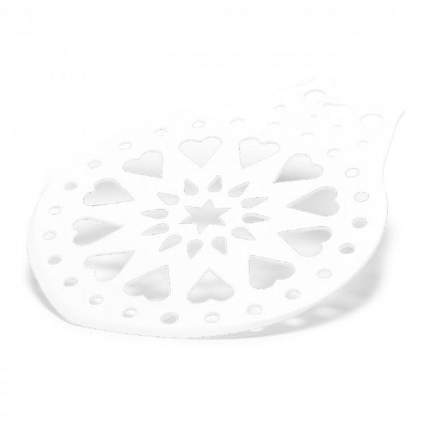 Tortenheber mit Dekorschablone Ø 28 cm