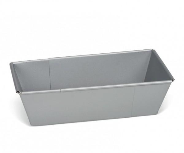 Königskuchen- / Kastenform Silver-Top ausziehbar 20 bis 35 cm