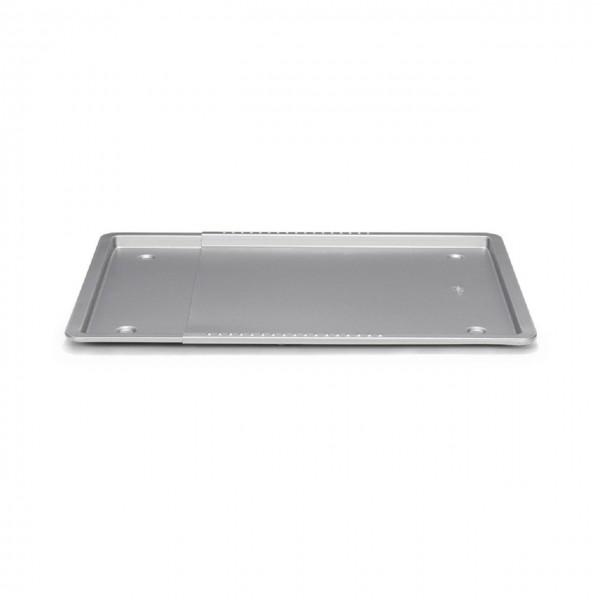 Backblech ausziehbar / verstellbar | Silver-Top
