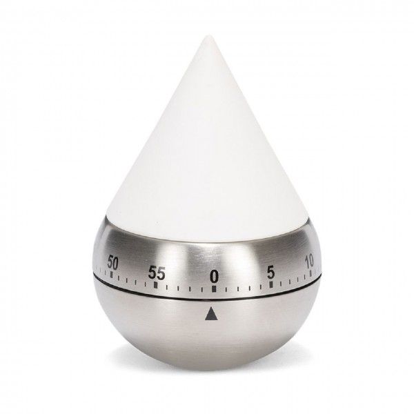 Kurzzeitmesser Eieruhr Küchentimer Edelstahl