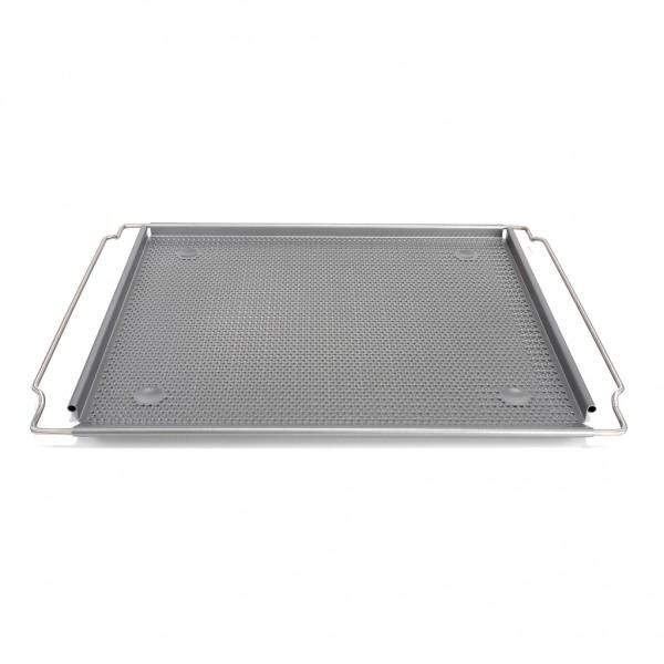 Backblech gelocht ausziehbar Silver-Top 38 x 35 cm