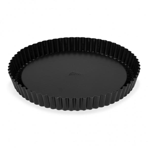 Obstbodenform Classique 28 cm antihaft schwarz