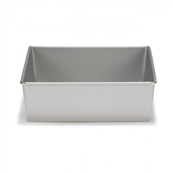 Tortenform quadratisch   Silver-Top