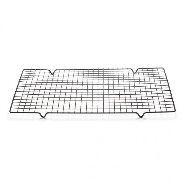 Tortenkühler Kuchengitter rechteckig antihaft 40 x 25 cm