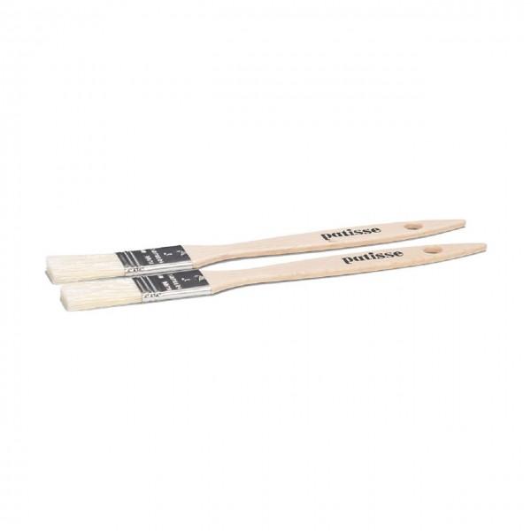 Backpinsel Set Holz