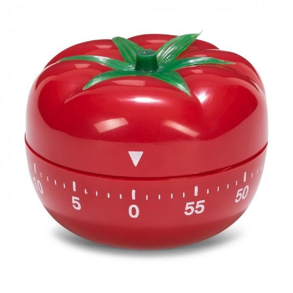 Kurzzeitmesser Eieruhr Küchentimer Tomate