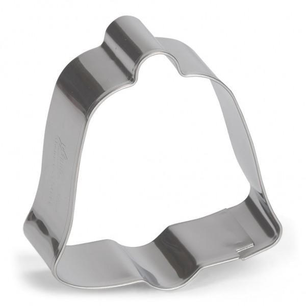 Ausstechform Glocke Edelstahl 5 cm