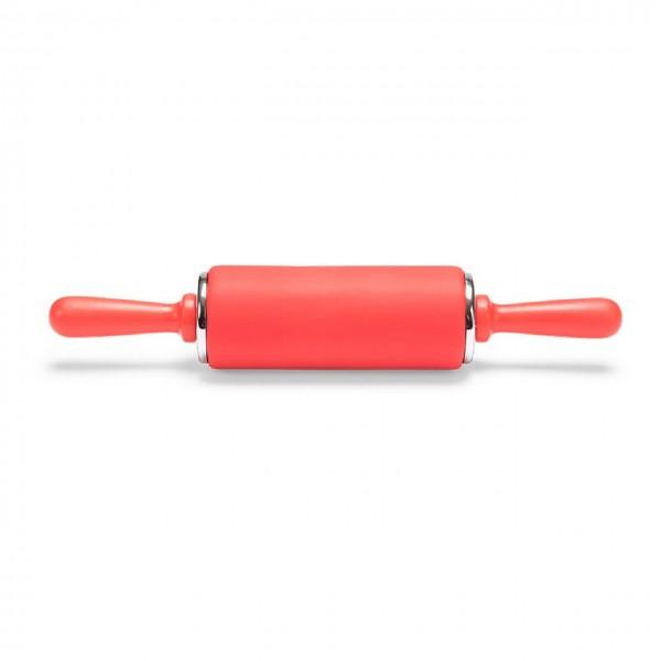 Mini-Teigroller rot 11 cm