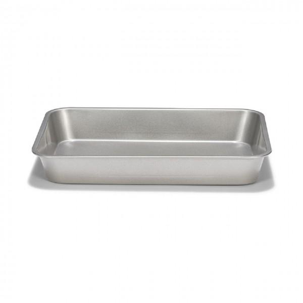 Back- und Auflaufform 35 x 24 cm | Silver-Top