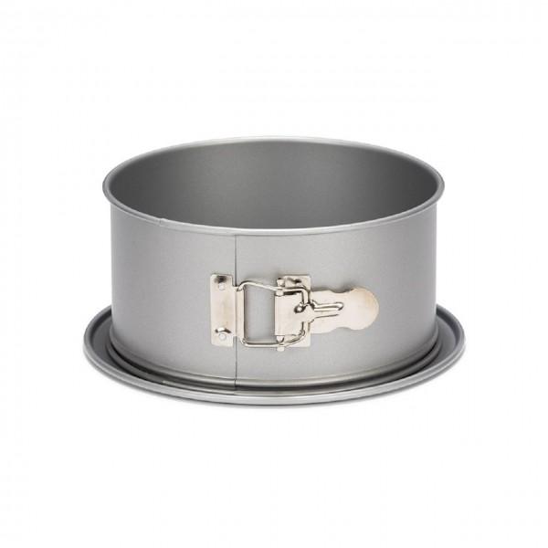 Springform mit hohem Rand auslaufsicher | Silver-Top